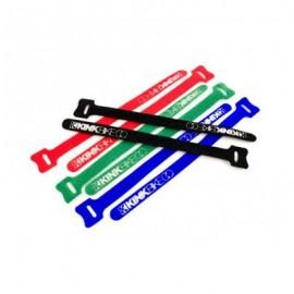 KINK Velcro Strap 25*203mm verde