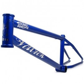 "TOTALBMX Cadru BMX Voltron 2013 21"" Albastru"