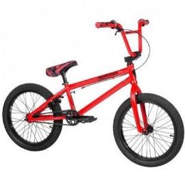 """SUBROSA Bicicleta BMX 2017 Tiro 18"""" Roșu"""