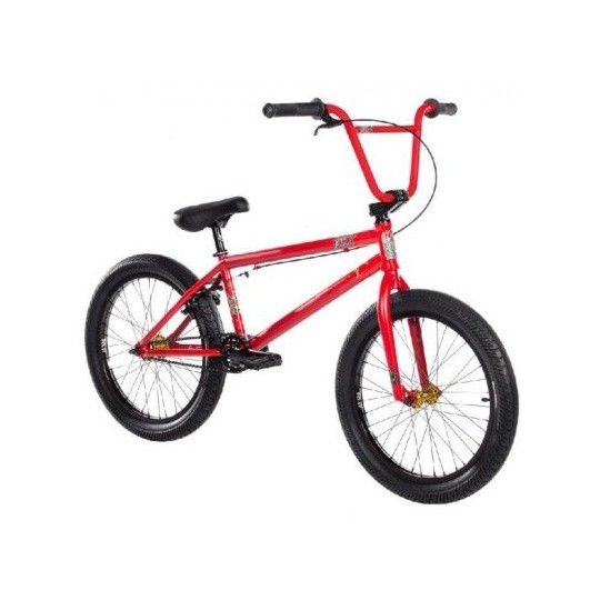 SUBROSA Bicicleta BMX 2017 x Slayer 21 Top Tube Roșu