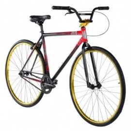 SUBROSA Bicicteta UTB x Slayer Negru Medium