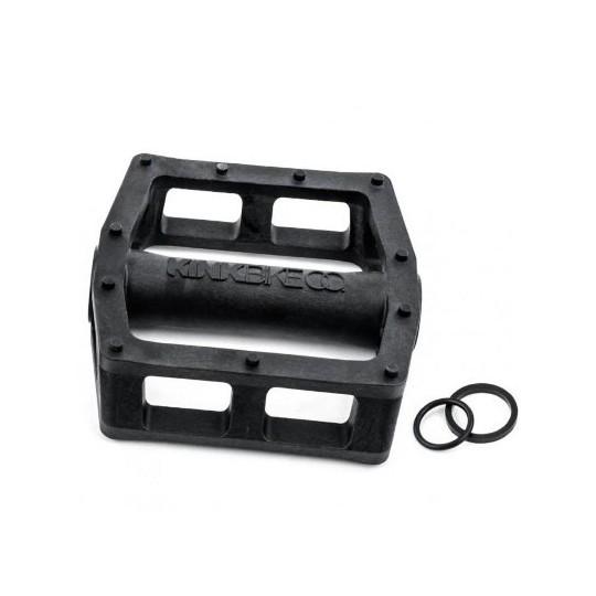 KINK Corp de schimb Senec negru (O-Ring si Teflon Washer incl.)