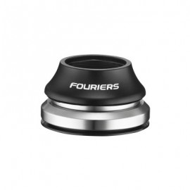 "FOURIERS Headset Integrat tapered 1-1/8""-1.5"" negru"