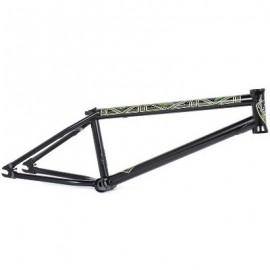 SUBROSA Cadru BMX Villicus Infinity Negru Mat 20.75
