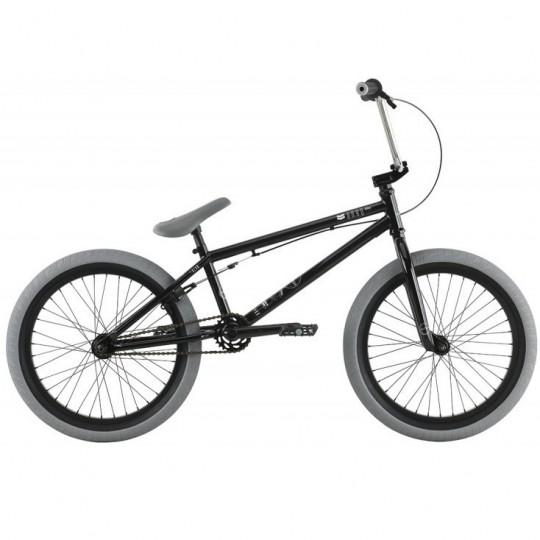 "HARO Bicicleta BMX Boulevard neagra 20.5"" 2017"