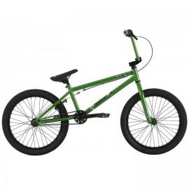 "HARO Bicicleta BMX Leucadia verde metalic 20.3"" 2017"