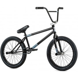 "FIEND Bicicletă BMX Type B 20.75"", negru"