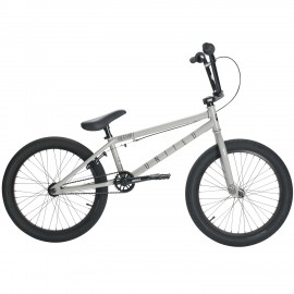 "UNITED Bicicleta BMX 2017 Recruit Jr 20"" Gri Lucios"