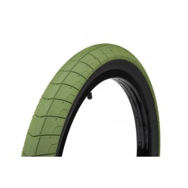 """eclat Cauciuc FIREBALL verde armata-negru 20""""x2.4"""""""