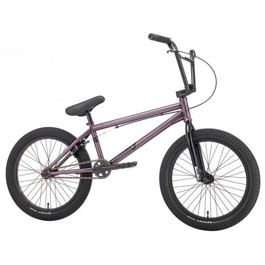 "SUNDAY Bicicleta BMX Scout 20"" 2018 20.85""TT mov transparent"