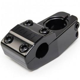 eclat Pipa SLATTERY 51mm 25.4mm topload, negru
