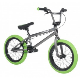 "SUBROSA Bicicleta BMX 2018 Altus 16"" Gri-Verde"