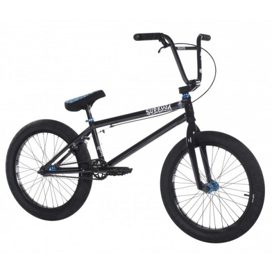 SUBROSA Bicicleta BMX 2018 Tiro XL Negru Lucios