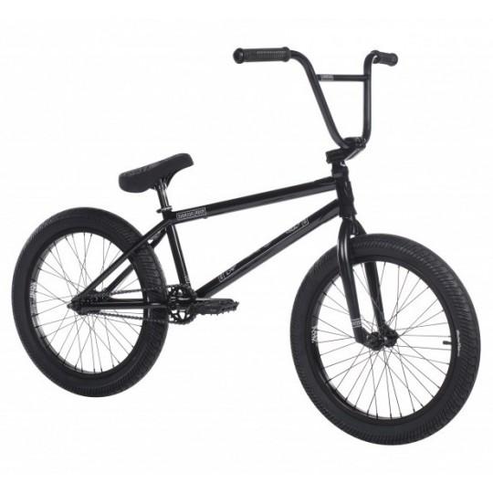 SUBROSA Bicicleta BMX 2018 Arum XL Freecoaster Negru Lucios