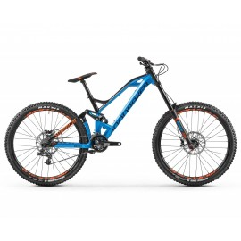 "MONDRAKER Bicicleta Downhill Summum 27.5"" 2018 albastru"