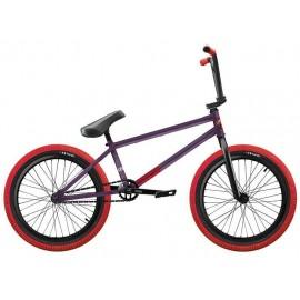 STRANGER Bicicleta BMX 2018 Level FC 20.75 mov-rosu