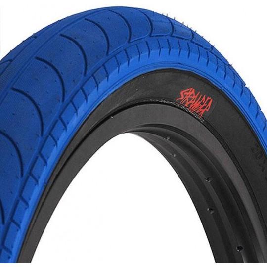 STRANGER Cauciuc Ballast 110TPI 20x2.45 albastru inchis-negru