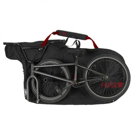 FUSE DELTA Bike Bag pt BMX cu ghidon de max 9.5