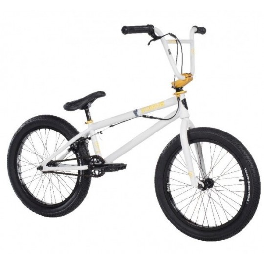SUBROSA Bicicleta BMX 2018 Malum Park Alb Lucios