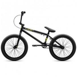 VERDE Bicicleta BMX Cadet 2017 LHD negru mat
