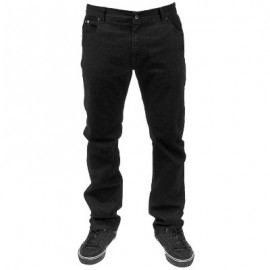 THE SHADOW CONSPIRACY Jeans Strike Slim Negru 32