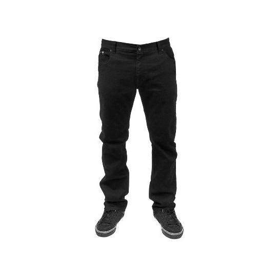 THE SHADOW CONSPIRACY Jeans Strike Slim Negru 32