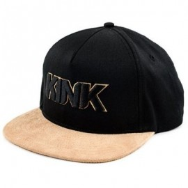 KINK Kink șapcă snapback Lock-Up One size fits all negru-maro