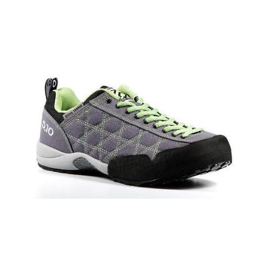 FIVE TEN Pantofi Guide Tennie Gri-Verde Mărimea 41.5