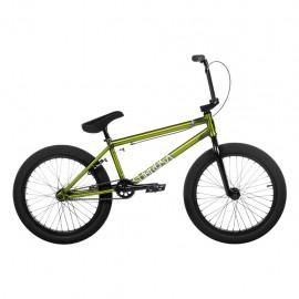 SUBROSA Bicicleta BMX 2020 Salvador Verde Translucent