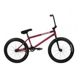 SUBROSA Bicicleta BMX 2020 Malum Rosu Translucent