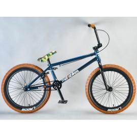 Mafiabikes Bicicleta BMX Kush2plus Albastru Camo