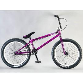 Mafiabikes Bicicleta BMX Madmain 20 Mov-Negru
