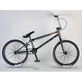 Mafiabikes Bicicleta BMX Madmain 20 Negru-Alb