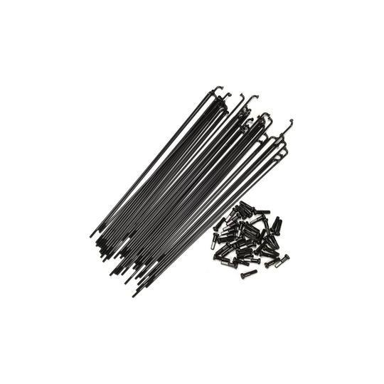 FEDERAL Set Spite Stance Butted (40 buc.) - Negru 186mm