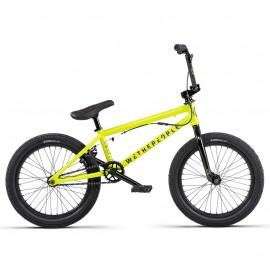 "wethepeople Bicicleta BMX 2020 CRS FC 18"" galben 18"" TT"