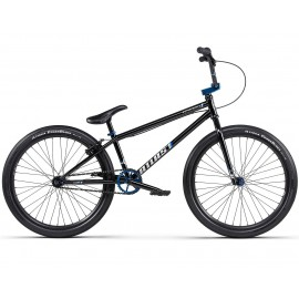 "wethepeople Bicicleta BMX 2020 The Atlas 24"" negru 21.75"" TT"