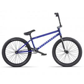 "wethepeople Bicicleta BMX 2020 Audio 22"" albastru mat translucent 21.9"" TT"