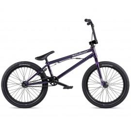 """wethepeople Bicicleta BMX 2020 Versus 20"""" negru 20.65"""" TT"""