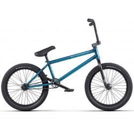 """wethepeople Bicicleta BMX 2020 Crysis 20"""" turcoaz mat transparent 21"""" TT"""