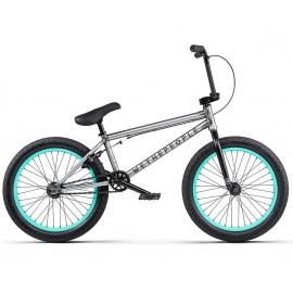 "wethepeople Bicicleta BMX 2020 Arcade 20"" raw mat 21"" TT"