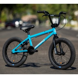 "SUNDAY Bicicleta BMX 2020 Blueprint 16"" albastru surf"