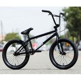 "SUNDAY Bicicleta BMX 2020 Scout 20"" negru 20.75""TT"