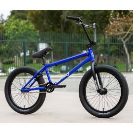"SUNDAY Bicicleta BMX 2020 Soundwave Special 20"" albastru RHD 21""TT"