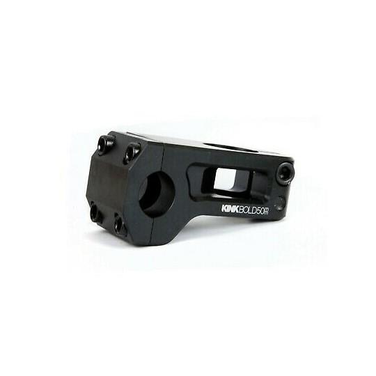 KINK Pipă Bold FL 6061-T6 Aluminiu 50mm negru