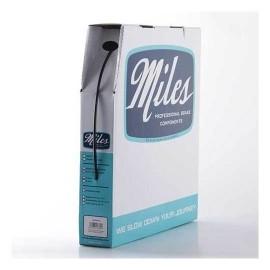 Miles Cablu frana 1.6*1700mm mtb universal / stainless steel / slick, set 100buc