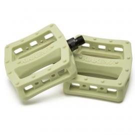 KINK Pedale Hemlock 9/16, plastic, verde menta