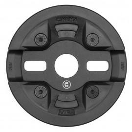 CINEMA Foaie angrenaj Beta cu Protector, 25T, alu+plastic, negru