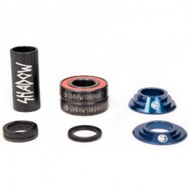 THE SHADOW CONSPIRACY BB Set Corvus Mid 22mm albastru