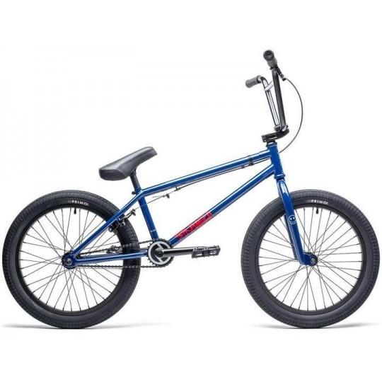 """STRANGER Bicicleta BMX Spitfire 20.75"""" Albastru"""