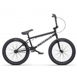 "wethepeople Bicicleta BMX CRS 2019 20"" 20.25TT negru mat"